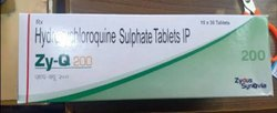 Zy-q 200 mg Hydroxychloroquine 200mg Tablets