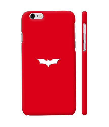 separation shoes 32bed 391fb Apple Red Batman Artwork On Apple Iphone 6 / 6s Cover