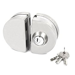 Stainless Steel Double Door Lock
