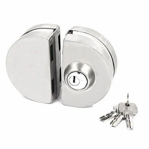 Stainless Steel Double Door Lock