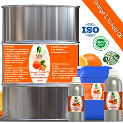 Orange 5, 10 Fold Oil