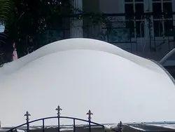 Tensile Umbrellas Membrane Structure
