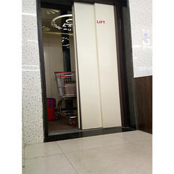 Staff Lift Cum Goods Lift Automatic Doors