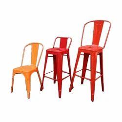 Metal Handicraft Chair Set