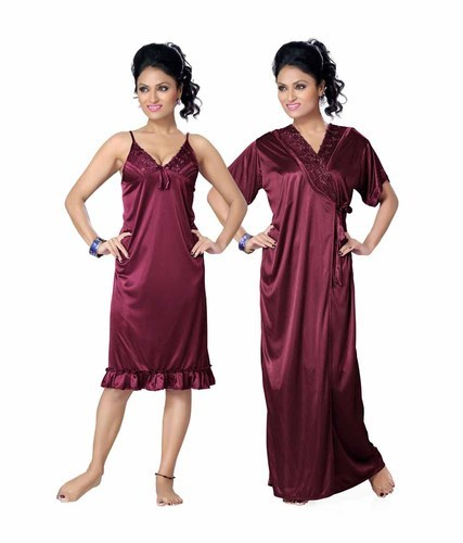 e0496e32e1 Bridal Nighty At Rs 450 Piece Bridal Nightie Set Id 4359618988
