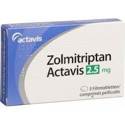 Zolmitriptan Tablet