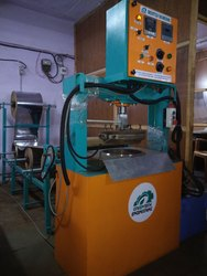 Hydraulic Thali Machine