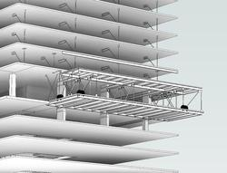 Structural Engineering Drawing - Chudasama Outsourcing Pvt Ltd