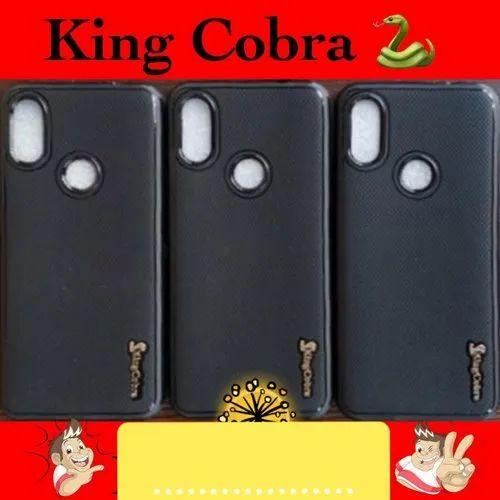 Plastic Designer Black Mobile Back Cover