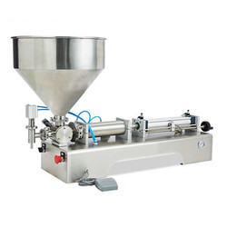 Semi Automatic Cream Filling Machine Model-RCF-15