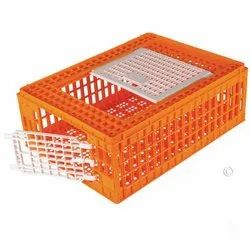 Poultry Plastic Crate