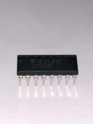 Counter IC CD4518BE