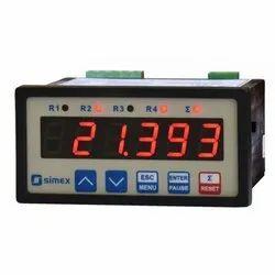 Process Indicators, Led 4 Digit & Digit, 220 V Ac