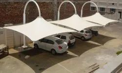 Tensile Membrane Single Car Parking Structure