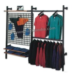 Pole Racking System for Clothes