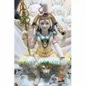 Makrana Marble Shiva Statue