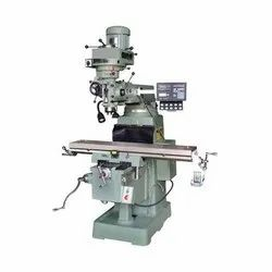 DI-118A Vertical Turret Milling Machine