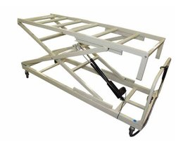 Mortuary Lifter Trolley