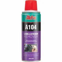 A104 Label & Sticker Remover