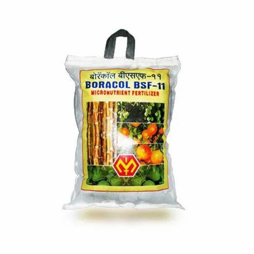 Boracol Soil Application