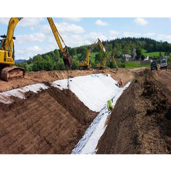 Geotextile For Filtration
