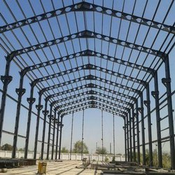 Factory Shed Construction Service