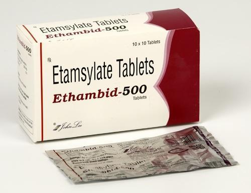 Others Ethamsylate Tablets Wholesale Supplier From Mumbai