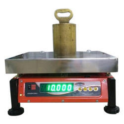 United Table Top Chicken Weighing Scale