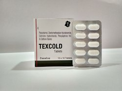 Paracetamol Phenylephrine Tablets