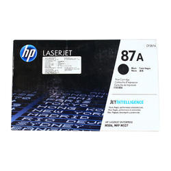 HP 87A Laserjet Cartridge