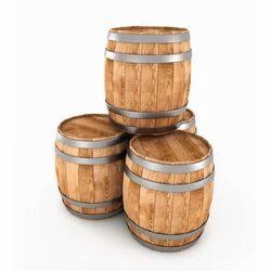 Storage Wooden Barrel, Capacity(Litre): 150