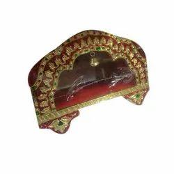 Handmade Minakari Wooden Doli
