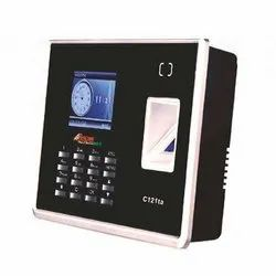 Realtime Eco S 121 TA Color Screen Biometric Attendance System