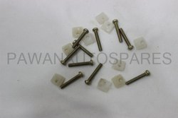 Piaggio Ape Plastic Screw Kit