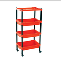 Four Trolley Shelves
