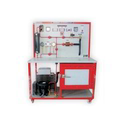 Refrigeration & Air Conditioning Test Rig - Duct Type Air
