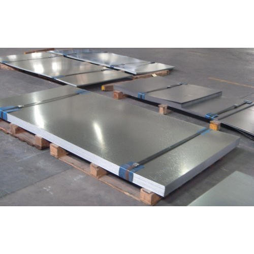 Sail Galvanized Steel Sheet Thickness 3 4 Mm Rs 58 Kilogram Northern India Steels Id 15974382830