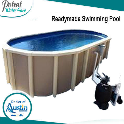 Prefabricated Swimming Pool Shaped Swimming Pool Wholesale