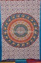 Indian Hamsa Hand Tapestry