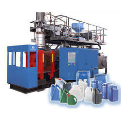 MG-D Series Extrusion Blow Molding Machine