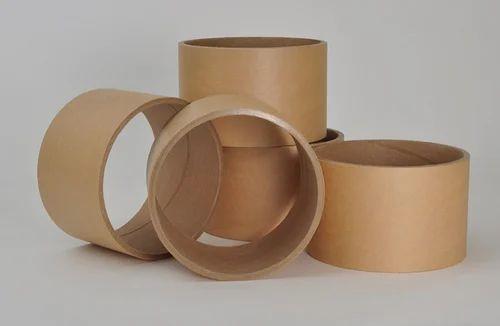 Paper Brown Flexible Packaging Paper Core Tubes, Rs 40 /kilogram | ID:  18928229248