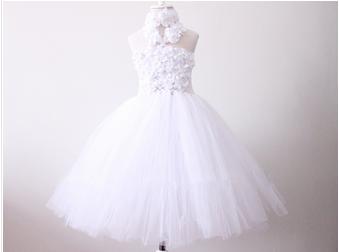 Flower Girl Dress for Summer Weddings