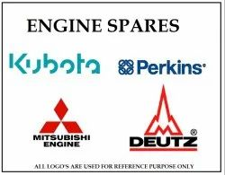 4- Wheeler ENGINE SPARES, For road sweeping machine
