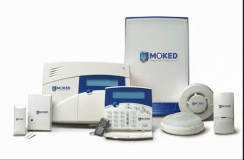 Wired And Wireless Security System | Moked Blue Series Wired And Wireless Security Solutions Moked