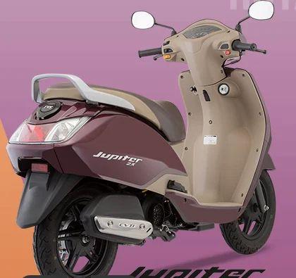 Tvs Jupiter Zx Scooters Satbhaiya Vehicles Supplier In Vijay