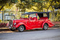 Vintage Style Limo Rental Service