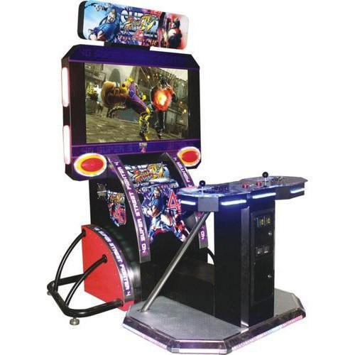4d Street Fighter Iv Video Arcade Game Machine At Rs 187000 Piece