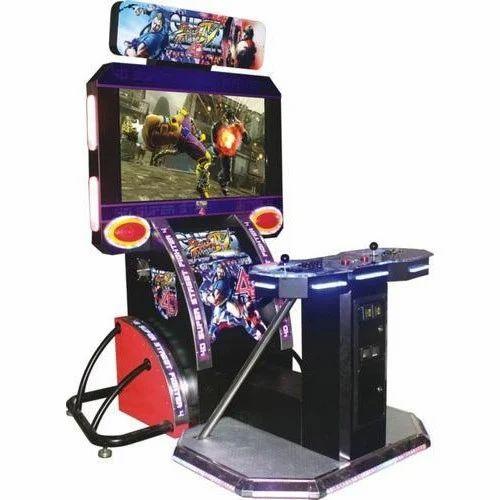 4D Street Fighter IV Video Arcade Game Machine  sc 1 st  IndiaMART & 4D Street Fighter IV Video Arcade Game Machine at Rs 187000 /piece ...