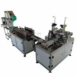 Automatic Loop Making Machine For 3 Ply Mask
