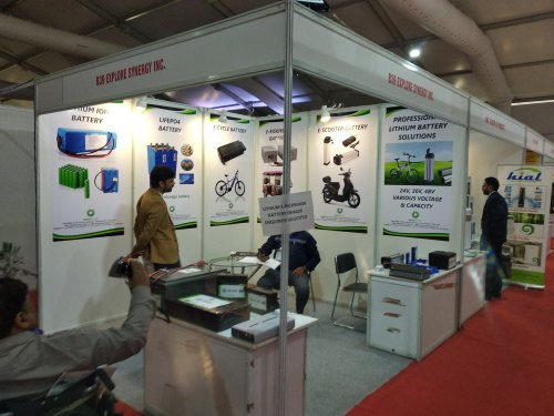 Exhibition Stalls On Rent